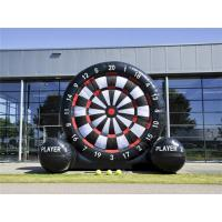 Quality Custom Interactive Game Inflatable Football Dart / Inflatable Soccer Darts For for sale