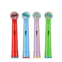 Buy cheap EB-10A Sonicare Oral B Kids Electric Toothbrush Replacement Heads 0.12mm from wholesalers