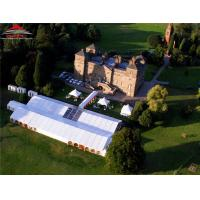 Wholesale 600 People Outside Wedding Tents / Outdoor Wedding Reception Marquee from china suppliers