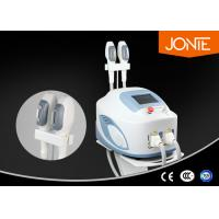 Buy cheap Professional IPL SHR Hair Removal Machine with Three Handles For Skin Treatment from Wholesalers