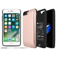 China 7200mAh power bank battery  case, battery chaging case for iphone 7 plus on sale