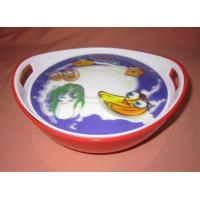 Wholesale Lenticular bowl ( soup and bread ) from china suppliers