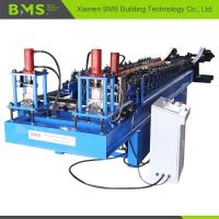 Wholesale Stable Dual Door Rail Roll Forming Machine Convenient Operate Highly Efficient from china suppliers