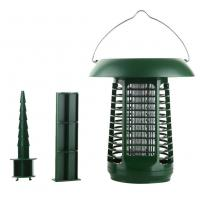 Buy cheap Solar Insect Killer Lamp Mosquito Killer Eradication and Illumination Dual-Purpose Plastic Lamp from wholesalers