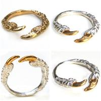 Wholesale Vintage Interchangeable Mens Rings Jewelry , Unqiue Claw Shaped Rings from china suppliers