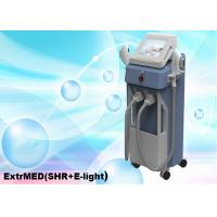 Wholesale SHR Hair Removal Machine 3500W Vertical 2Handles ExtrMED(SHR+E-light) from china suppliers