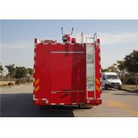 Wholesale Huge Capacity Commercial Fire Trucks With Direct Injection Diesel Engine from china suppliers