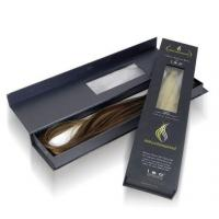 Buy cheap Custom made hair extension packaging box from wholesalers