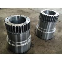 Wholesale AISI 1045 AISI 4140 AISI 4340 42CrMo4 Forged Forging Steel Gear Pistion Coupling from china suppliers