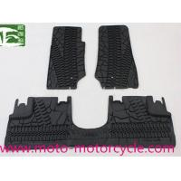 Wholesale Jeep Off Road 4 Door Rubber TPE Floor Mats Auto Spare Parts For Jeep Wrangler JK 2007-2014 from china suppliers