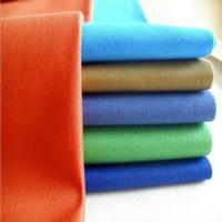 Buy cheap Colorful Home Textile Tent Canvas Fabric With Harmless And Breathable Material from wholesalers