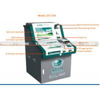 Buy cheap High Efficiency Automatic Teller Machine ATM 22 Inch Touch Screen And Pin Pad from wholesalers