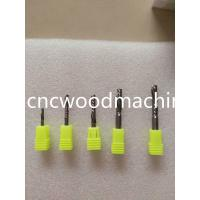 Wholesale cnc wood milling bits / carbide / 3.175 mm - 6 mm / for cnc router bits from china suppliers