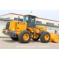 Wholesale High - Torque Desiel Engine Wheel Loader XCMG ZL50GN WD10G220E23 from china suppliers
