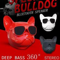 Wholesale Bulldog Bluetooth 4.1 Speakers with HD Audio Enhanced Bass, Handsfree Calling, FM Radio and TF Card Sl from china suppliers