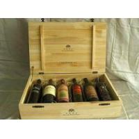 Wholesale Wooden Wine Box from china suppliers