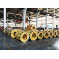 China 300 Series Sheet Metal Coil 6 To 1400mm Outer Diameter AISI ASTM Standard on sale