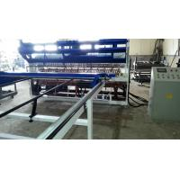 Wholesale PLC Control Fence Mesh Welding Machine , Automatic Steel Wire Mesh Machine from china suppliers