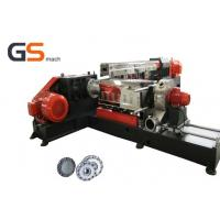 Wholesale PVC LOSF Filler Masterbatch Plastic Extruder Machine Single with twin screw from china suppliers
