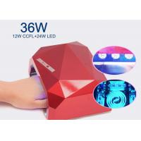 Wholesale Home Diamond Style Gel Light Nail Dryer36w Ccfl Led Nail Lamp Usb Power Bank from china suppliers