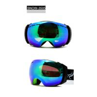 Quality CE,FDA approved OTG Snow Goggles with Anti-fog UV400 lens TPU frame for sale