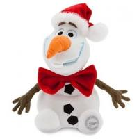 Frozen Olaf Snowman Stuffed Disney Plush Toys For Christmas Holiday
