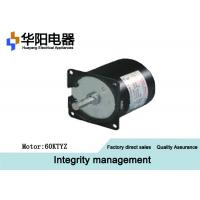 Wholesale Valve Dedicated AC Mini Synchronous Motor 60KTYZ 60mm * 60mm CE Certification from china suppliers