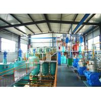 Buy cheap China best manufacturer of vegetable oil refinery,crude oil refinery plant for making cooking oil from wholesalers
