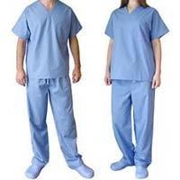 Wholesale Convenient SBPP Non - Woven Disposable Scrub Suits 3 - Layer Fluid - Resistant from china suppliers