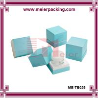 Wholesale Costom design cosmetic paper box/Sky blue elegent face cream packaging box  ME-TB029 from china suppliers