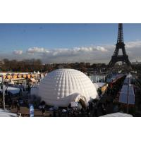 Wholesale Custom Durable PVC Giant Inflatable Tent , Inflatable Air Supported Structures from china suppliers