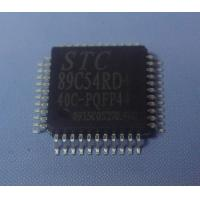 Wholesale STC MCU 89C54 - 40C - PQFP44 from china suppliers