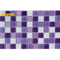 Wholesale Low Temperature Resistant Iridescent Glass Mosaic Tile For Night Club from china suppliers