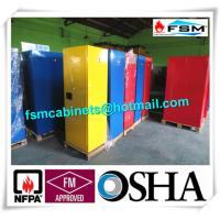 Wholesale Grounding Hazardous Material Storage Cabinets For Combustible Liquid from china suppliers