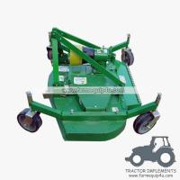 Wholesale 4FT 3-Point hitch finishing mower 4ft from china suppliers