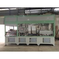Fully Automatic Paper Pulp Moulding Machine High Precision With Hot Pressing System