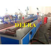 Wholesale High Efficiency PVC Wave Roofing Sheet Making Machine Plastic Sheet Extrusion Line from china suppliers