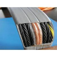 Wholesale Flat traveling cable with video cable for elevator TVVB from china suppliers