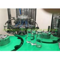 Quality Glass Bottle Grape Juice Liquid Hot Filling And Packing machine / Plant for sale
