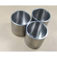 Wholesale 99.95%99.95% Polished Sintered Pure Tungsten Crucible Price For Melting from china suppliers