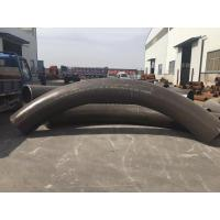 Wholesale ASTM A234 WPB WPC Weldable Stainless Steel Pipe Fittings , Black Pipe Weld Fittings from china suppliers