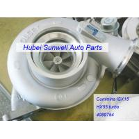 Wholesale Cummins ISX15 engine turbo 3591788 3595090 from china suppliers