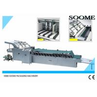 Wholesale Corrugated Board Paper Lamination Machine Semi - Automatic High Accuracy 1300*1100mm from china suppliers