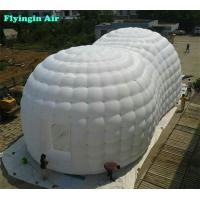 Buy cheap 20m Giant Waterproof Air Tent Inflatable Dome for Party and Wedding from Wholesalers