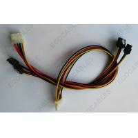 Wholesale Low Profile Latching SATA Power Cable , Locking SATA Extension Cable For Data Transfer from china suppliers