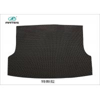 Wholesale Colorful large pvc waterproof anti-slip car trunk mat all brand car can be customized fit from china suppliers