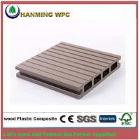 Wholesale High Quality Environmental outdoor wpc decking board prices /30 years lifetime WPC decking from china suppliers