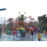 Wholesale Commercial Water Park Skip Bucket Water Fun Park For 200 People from china suppliers