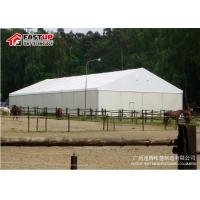 Wholesale Amazing Marquee Event Tent , Wedding Party Tent With Lining Curtains Decoration from china suppliers