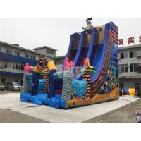 Wholesale Huge Commercial Inflatable Slide  for Outdoor Yard Or Amusement Park from china suppliers